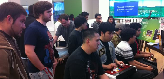 Mortal Kombat Launch Tournament