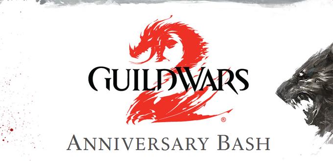 Guild Wars 2 Anniversary Bash