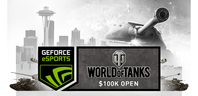 Workd of Tanks $100K Open – Finals