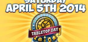 International TableTop Day 2014