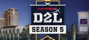 Dota 2 League Season 5
