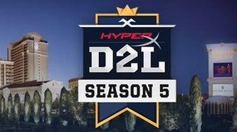 Dota 2 League Season 5