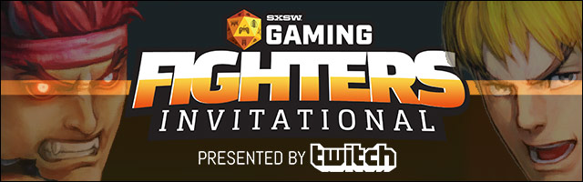 SXSW Gaming Fighters Invitational