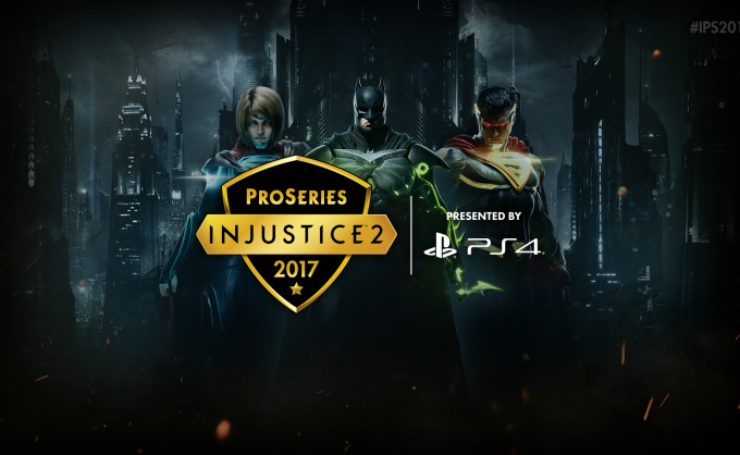 Injustice 2 Pro Series Online 2017