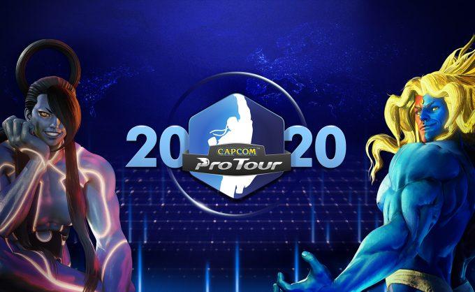Capcom Pro Tour 2020 Online